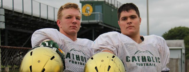 MCC's iron men: Nate Jones has started every game for three straight years, while Jacob Holt is close behind him