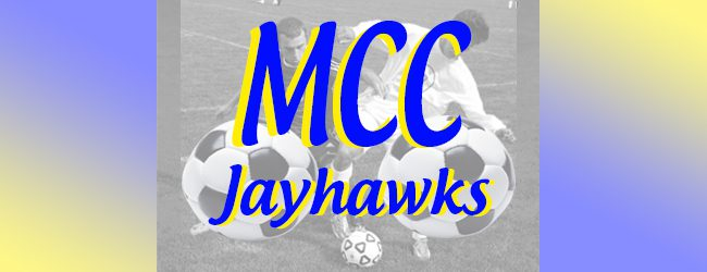 Muskegon Community College men's soccer team loses to Schoolcraft College, 4-2