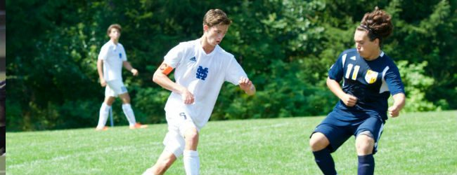 Mona Shores sneaks past Grand Haven 2-1 in soccer