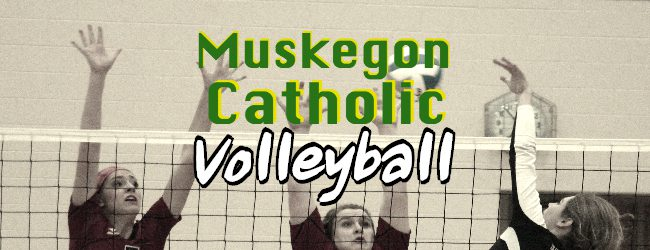 Muskegon Catholic volleyball squad captures Pentwater Invitational