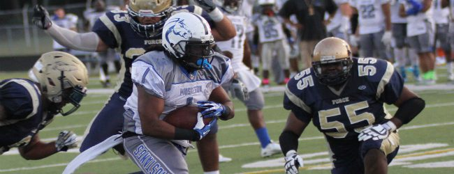 Muskegon Mustangs blast past the West Michigan Force for an easy playoff victory
