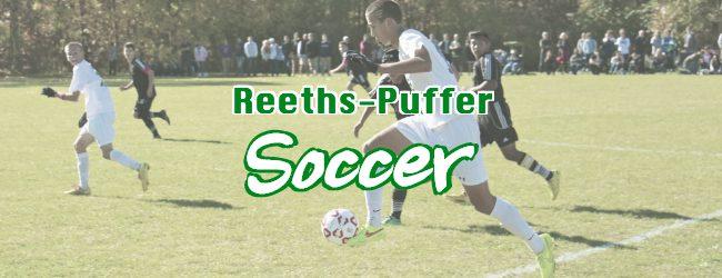 Bouchard, Lofgren lead Reeths-Puffer to an 8-0 soccer win over Kenowa Hills