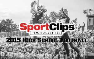 Sport clips 2015 football sponsor logo