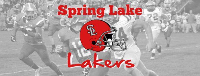 Spring Lake football team bucked by Coopersville Broncos in season opener