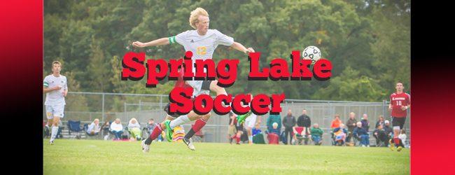 Debien, Zietlow score in Spring Lake's 2-1 soccer victory over Reeths-Puffer