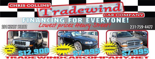 Tradewind website 2