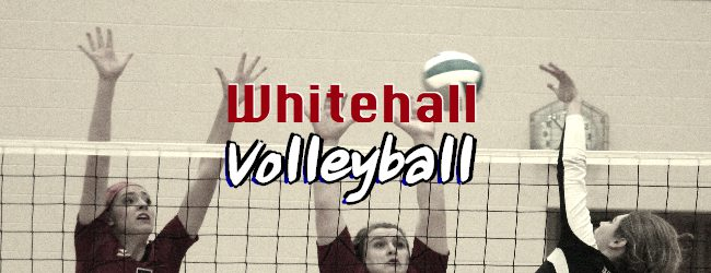 Whitehall volleyball team breezes to victory on Senior Night