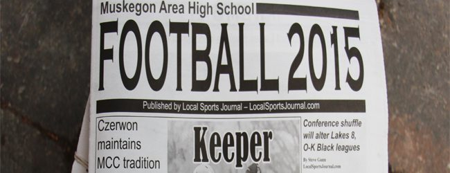 Get your free high school football preview section Friday night at LSJ's kickoff party at Tatra Hall!