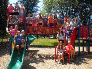 2015 Muskegon Community College Women's soccer team.