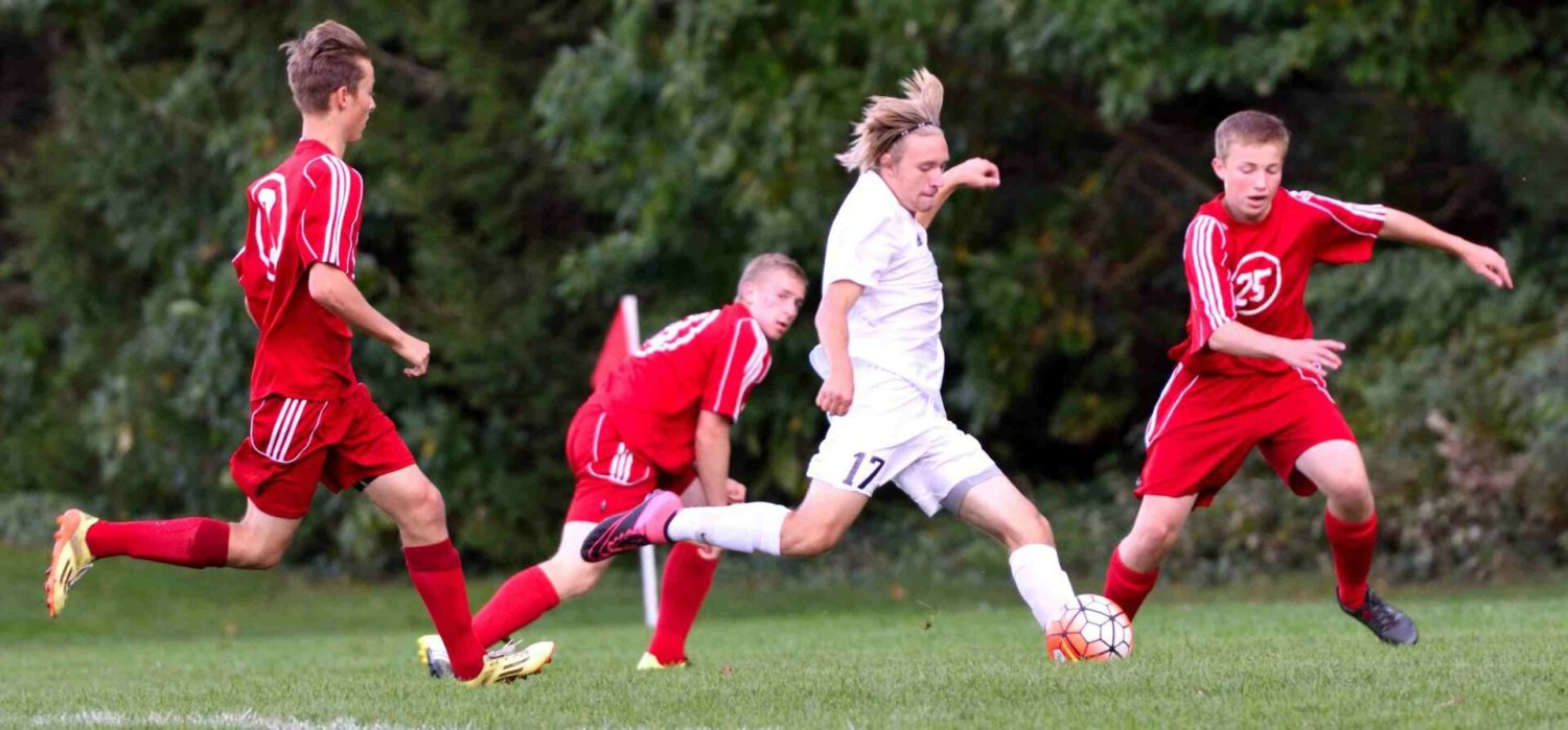 Avery's penalty kick goal leads Whitehall soccer team to victory over Mona Shores