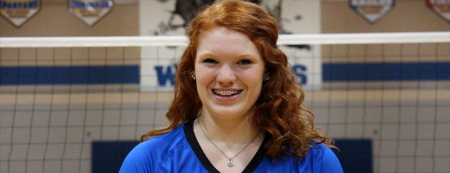 Emma Flagstead leading a talented young Montague volleyball team on its push for a conference title