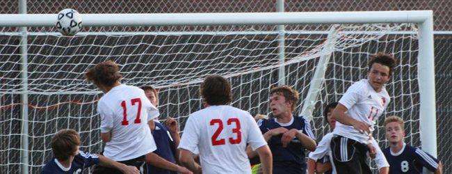 Hendricks scores lone goal, Werschem stops 14 shots as Fruitport downs Spring Lake in Lakes 8 soccer showdown