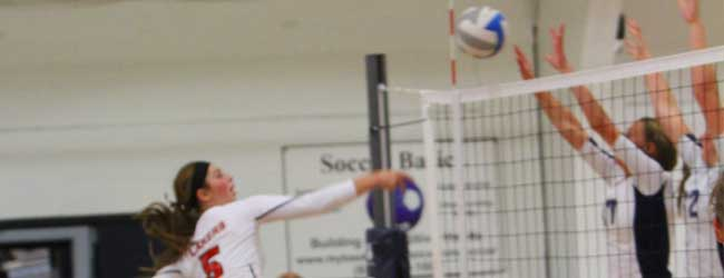 Fruitport continues mastery of rival Spring Lake in volleyball
