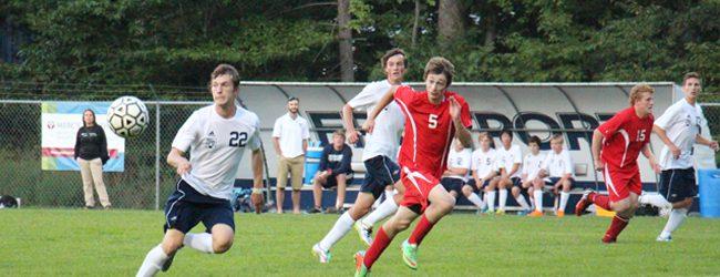Hendricks, Shane each score hat tricks as Fruitport downs Fremont 8-0 in soccer