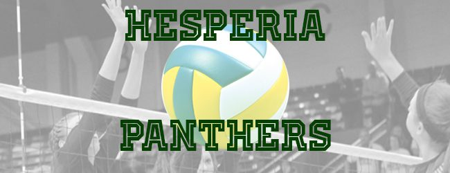 Hesperia volleyball team posts a solid 4-2 record in its own tournament