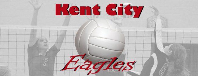 Kent City defeats White Cloud in CSAA volleyball match