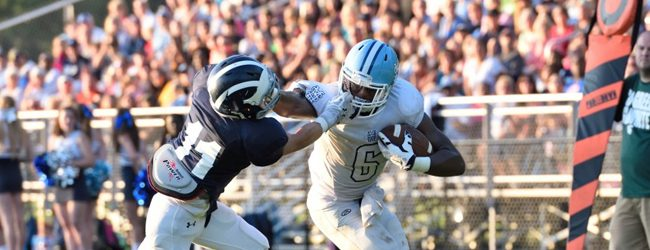 Mona Shores piles up the points for the second straight week, beats Fruitport 55-14
