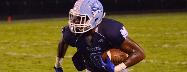 Mona Shores runs its record to 5-0 with lopsided victory over Zeeland East