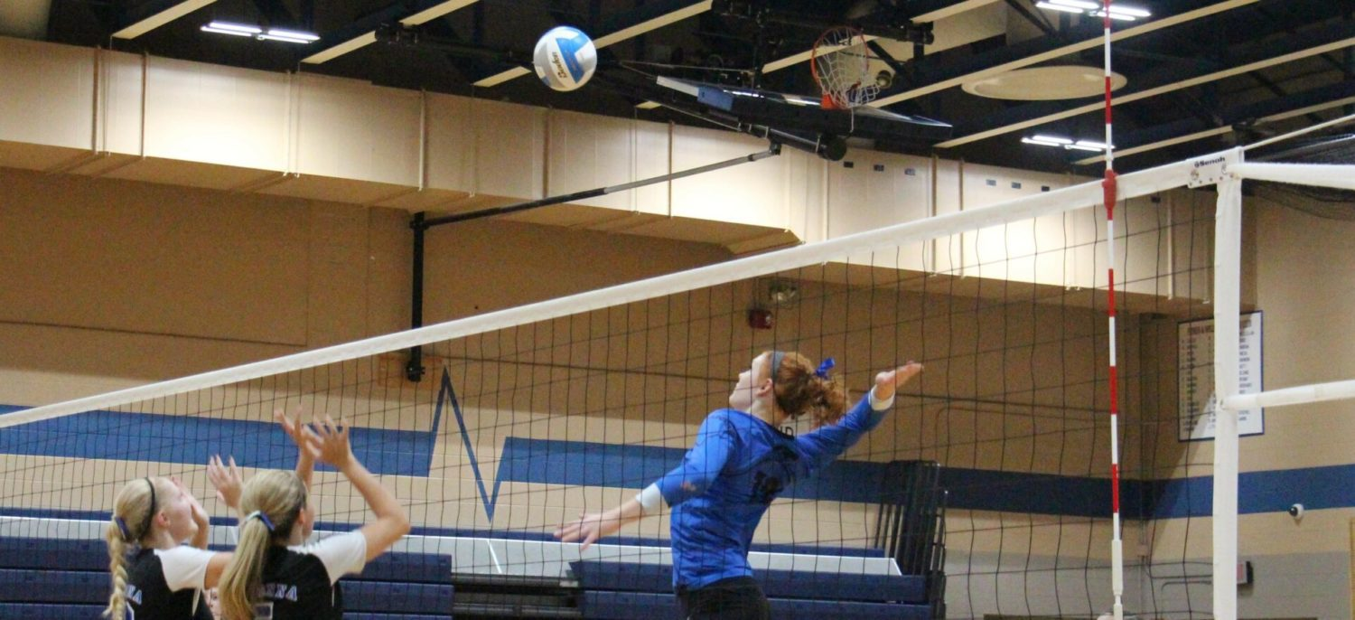 Montague volleyball team continues winning ways with an easy victory over Ravenna