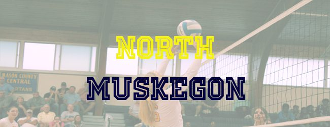 North Muskegon improves to 19-12 overall after splitting two matches on Monday night