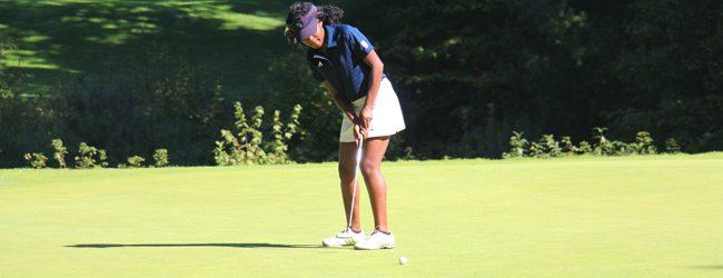 Mona Shores girls win ninth straight city golf title; Reeths-Puffer freshman wins individual honors