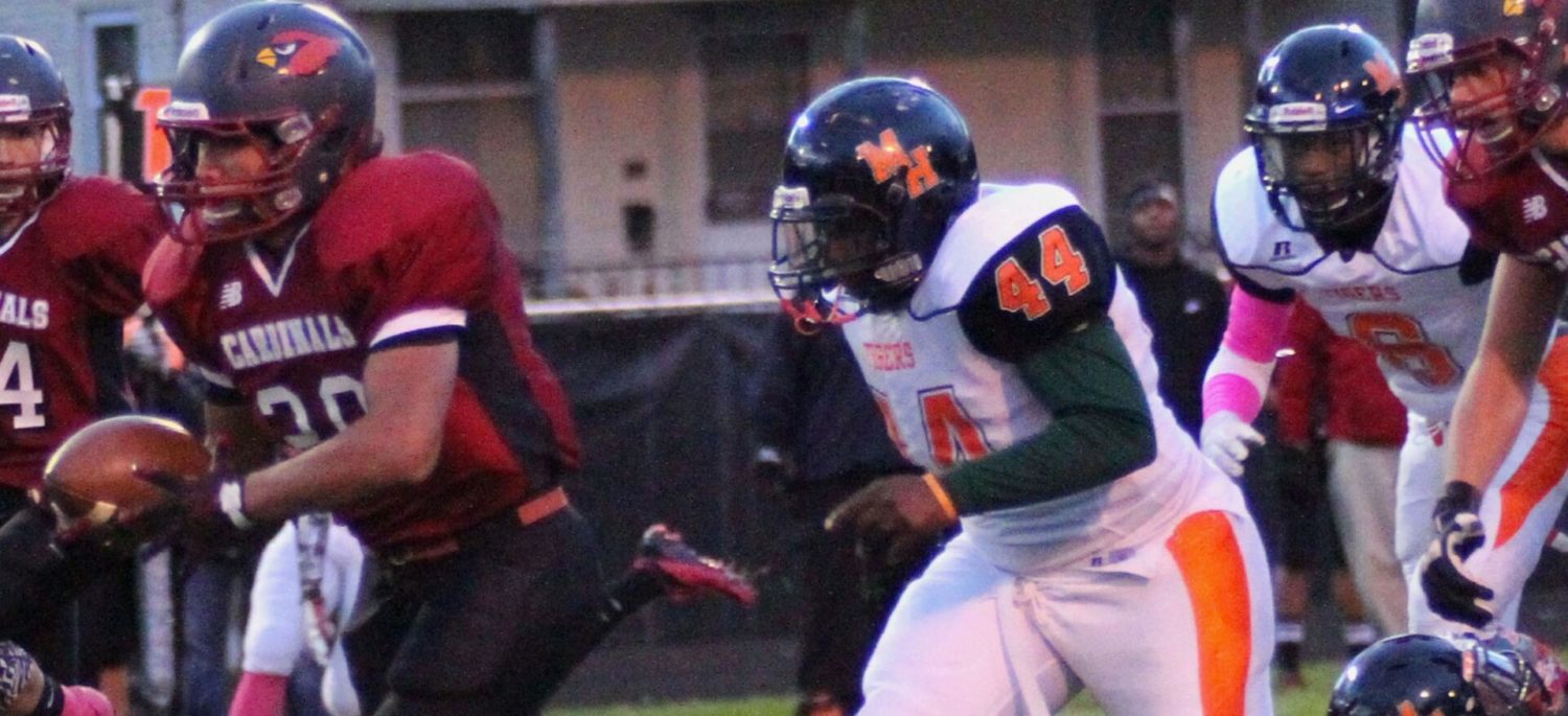 Orchard View blanks Muskegon Heights Academy in nonconference football game