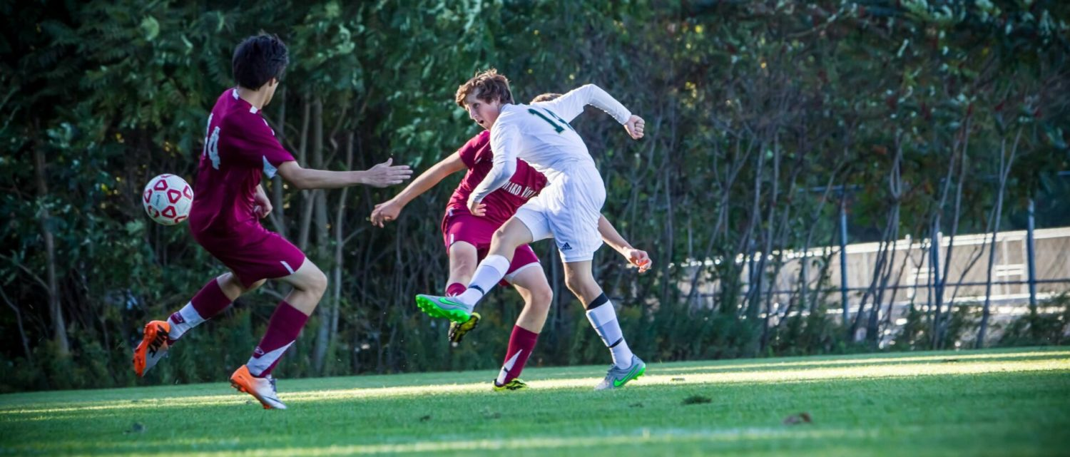 Muskegon Catholic holds off Orchard View 2-1 in soccer, gaining seventh win of the season