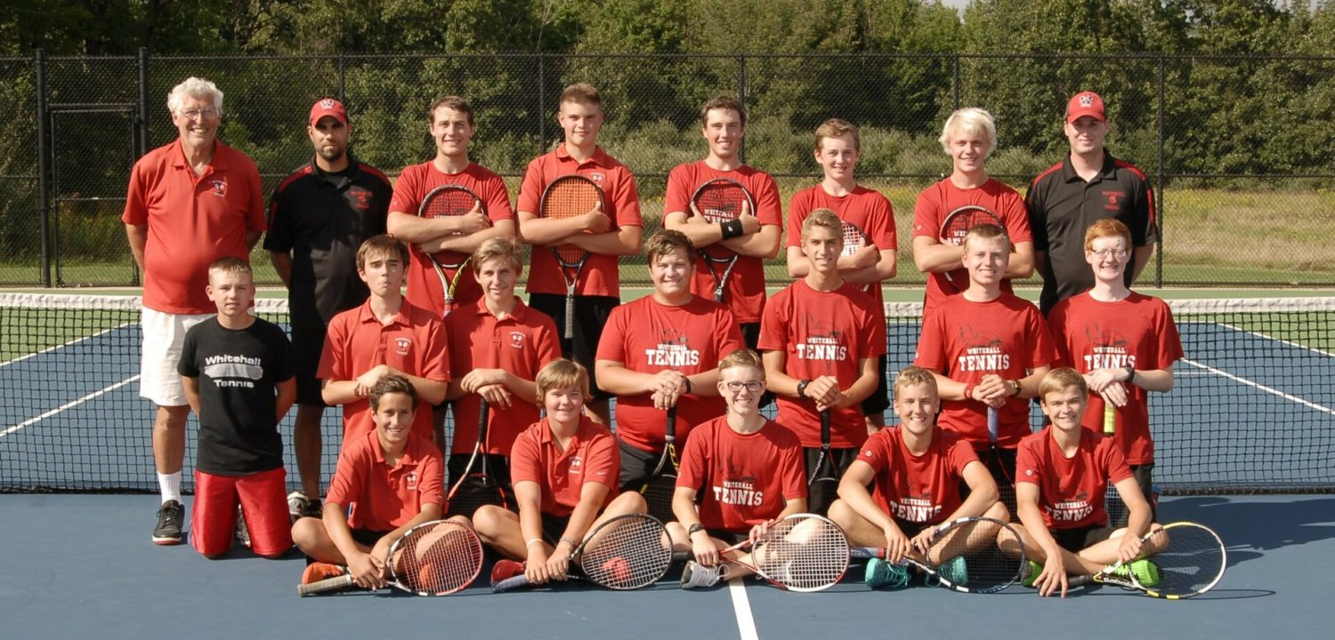 Experienced Whitehall boys tennis team hopes to finish strong at this weekend's state finals