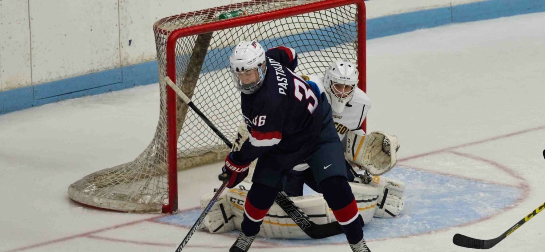 Muskegon Lumberjacks lose home opener 6-3 despite outshooting Team USA 59-18