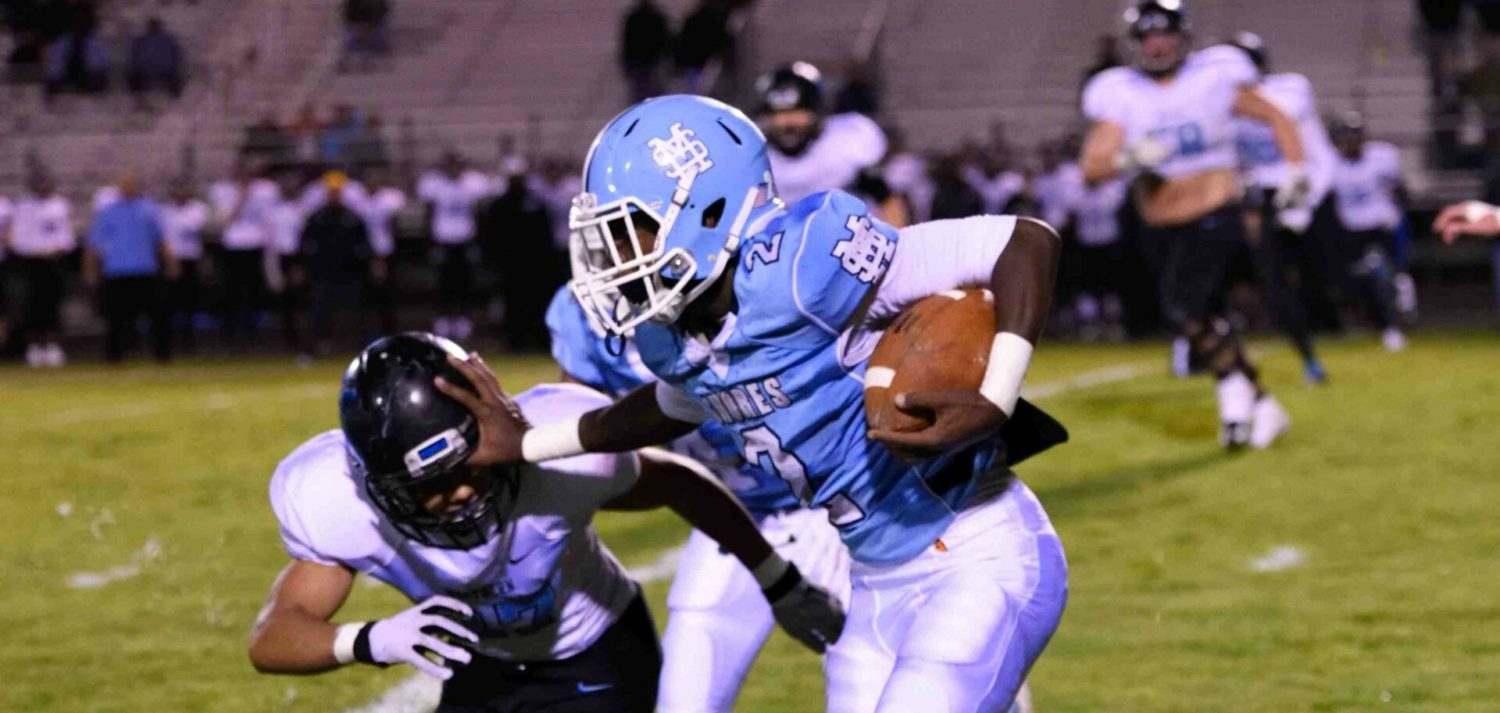 Mona Shores rallies past Forest Hills Northern to set up a Division 2 rematch with Muskegon next week