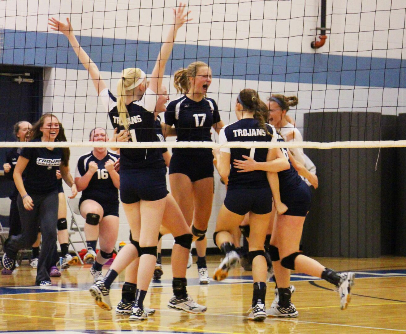 Matchups, dates, times for this week's high school district volleyball tournaments