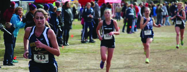Maya Hector leads Whitehall to second straight GMAA girls cross country city title