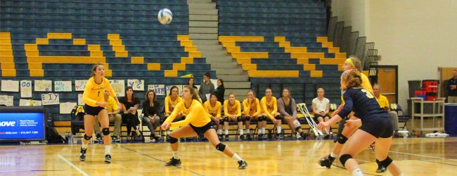 Fourth-ranked Grand Haven volleyball team dismantles East Kentwood in three sets in O-K Red action