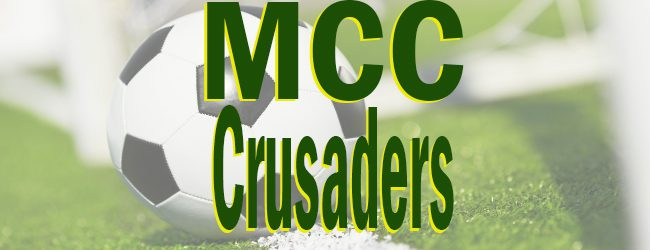 Muskegon Catholic Central boys soccer edges Pentwater, 2-0