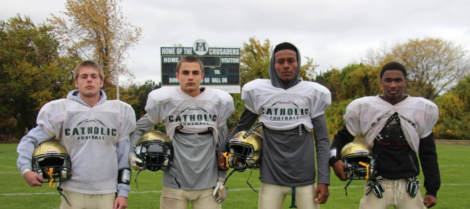New cast, same script: LaTommy Scott and other new stars in the MCC backfield want to keep the state titles coming