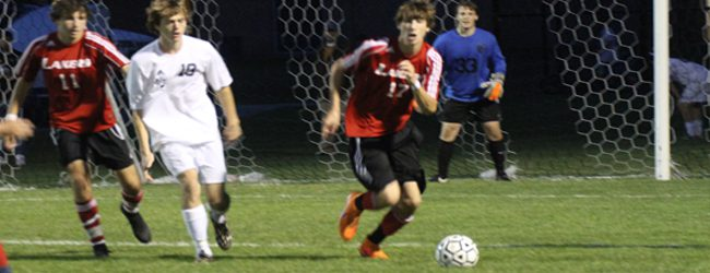 Spring Lake ties Fruitport with 26 seconds left, then goes on to win soccer showdown in overtime, 5-3