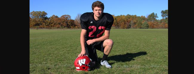 Whitehall's all-purpose standout Nolan Throne is eager for another taste of playoff football