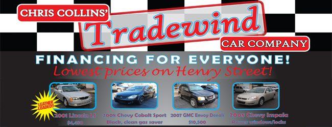 Ad 1 - Tradewind online