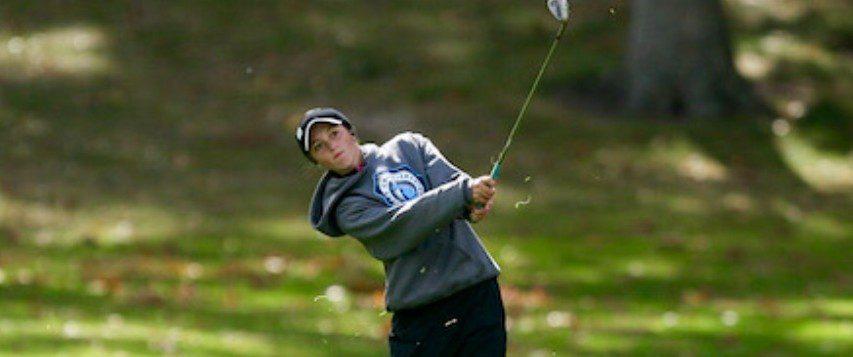 Reeths-Puffer freshman Karina VanDuinen caps off amazing season by winning the Division 2 individual golf state title