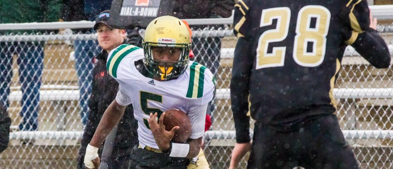 Battle-tested Muskegon Catholic is ready to play for its third straight Division 8 state football title