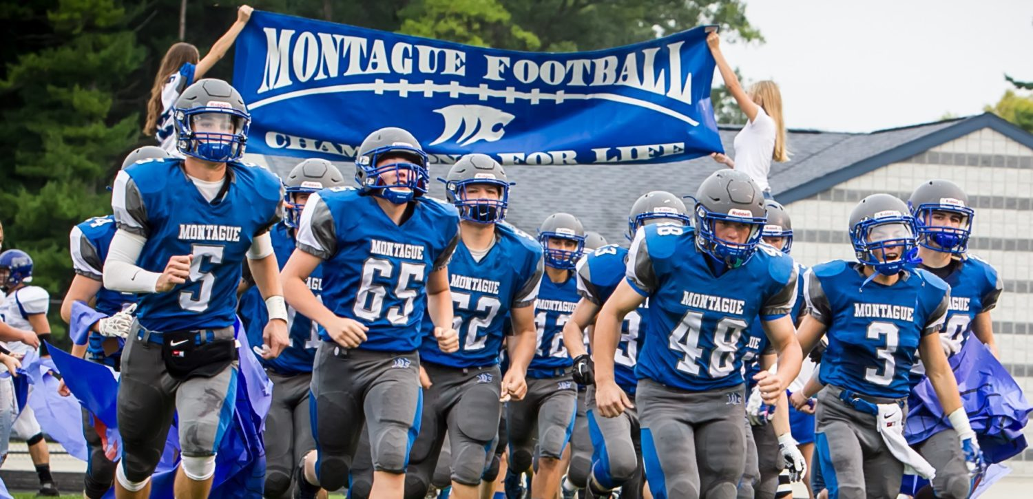 Montague Football Team Ready For The Battle Of The Unbeatens With