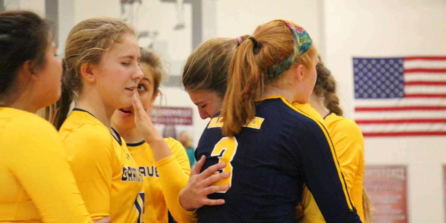 Grand Haven volleyball squad knocked out at regionals by red-hot GR Christian