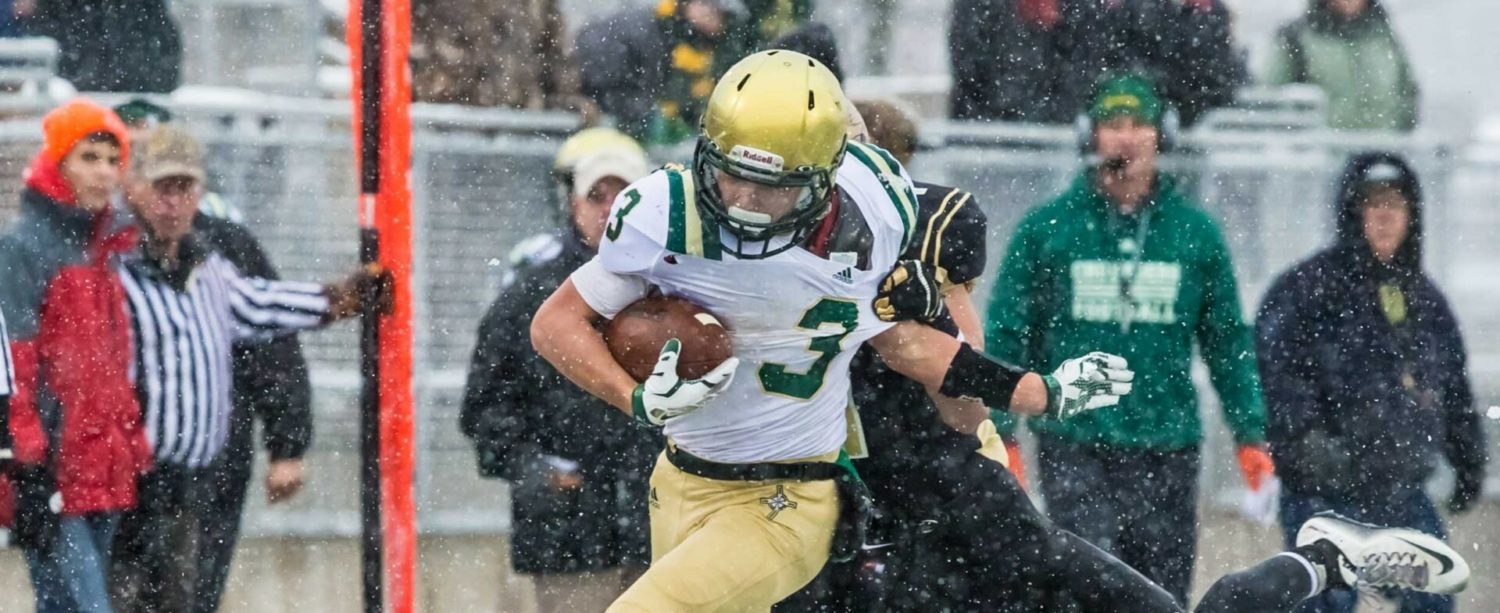Muskegon Catholic beats St. Ignace 33-20, earns the right to play for a third straight state title