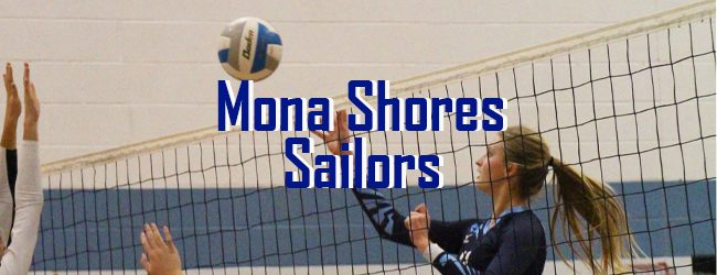 Mona Shores volleyball team finishes fourth at Grand Haven tournament