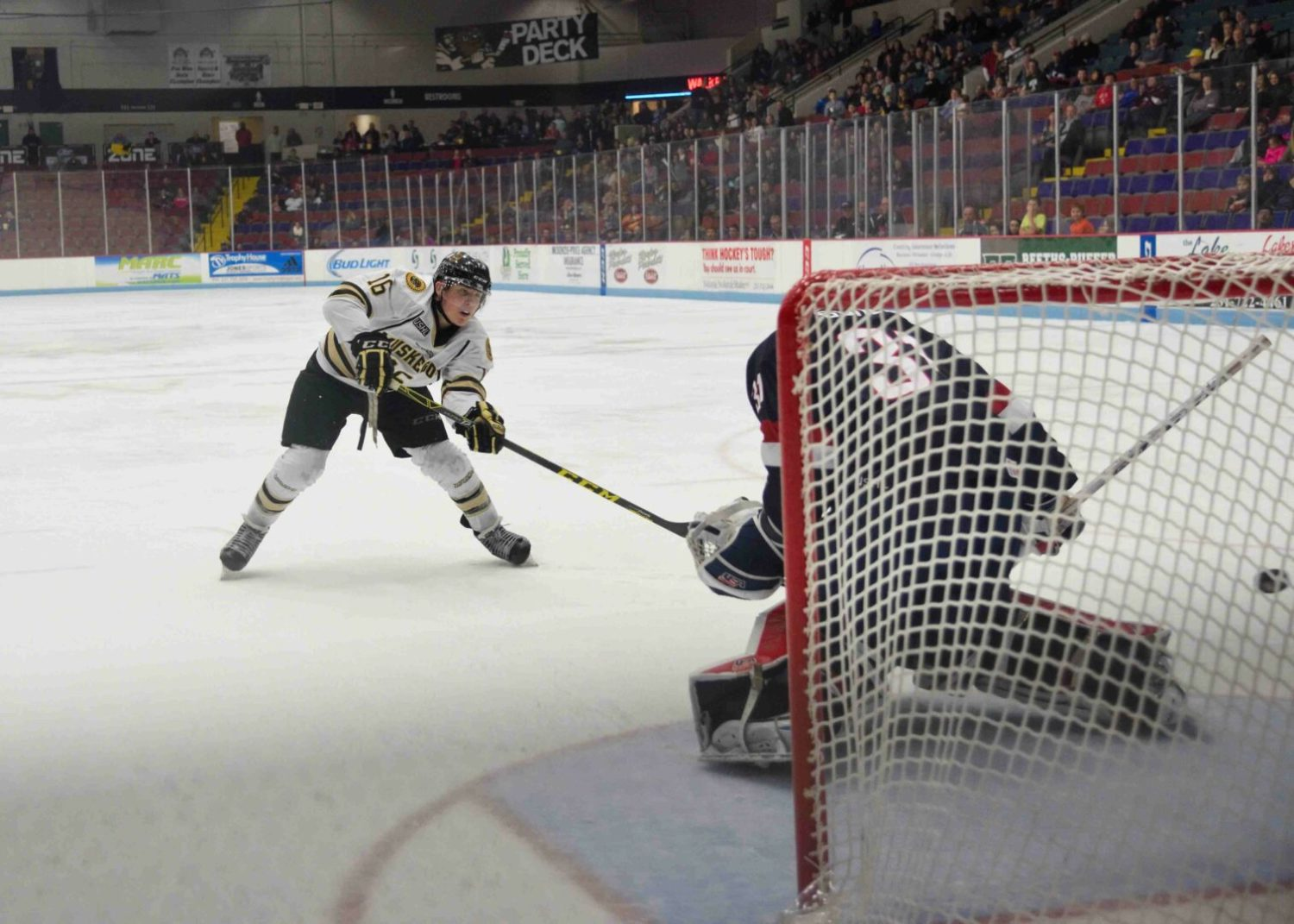 Lumberjacks' Rem Pitlick named USHL Player of the Year, Forward of the Year