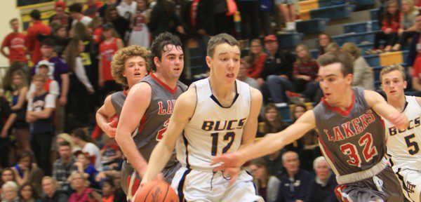 Grand Haven takes back bragging rights with 63-38 win over Spring Lake in boys basketball
