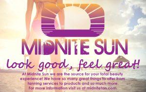 Midnight sun web ad