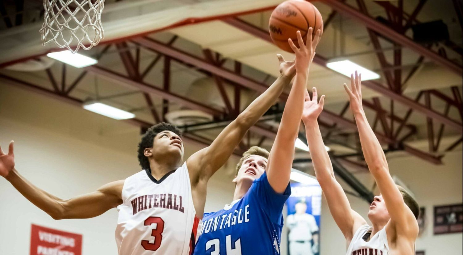 Whitehall stays unbeaten in conference play with a 62-51 victory over Montague