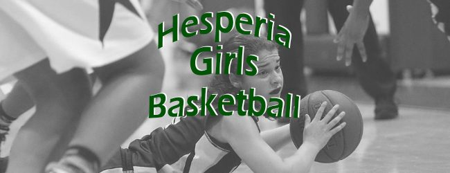 Slow opening quarter dooms Hesperia girls basketball team in conference clash