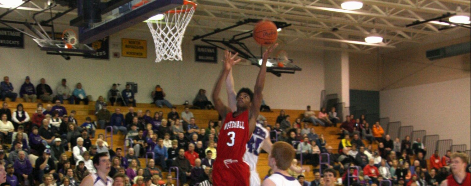 Whitehall boys overcome early deficit, hand Shelby its first loss on its home court since 2013